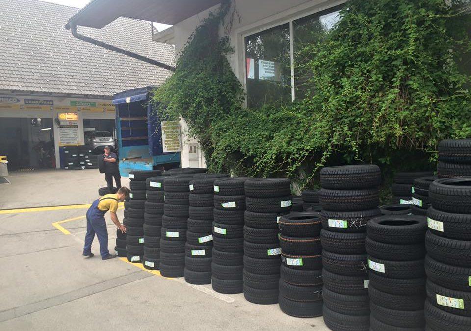 Nova zaloga pnevmatik